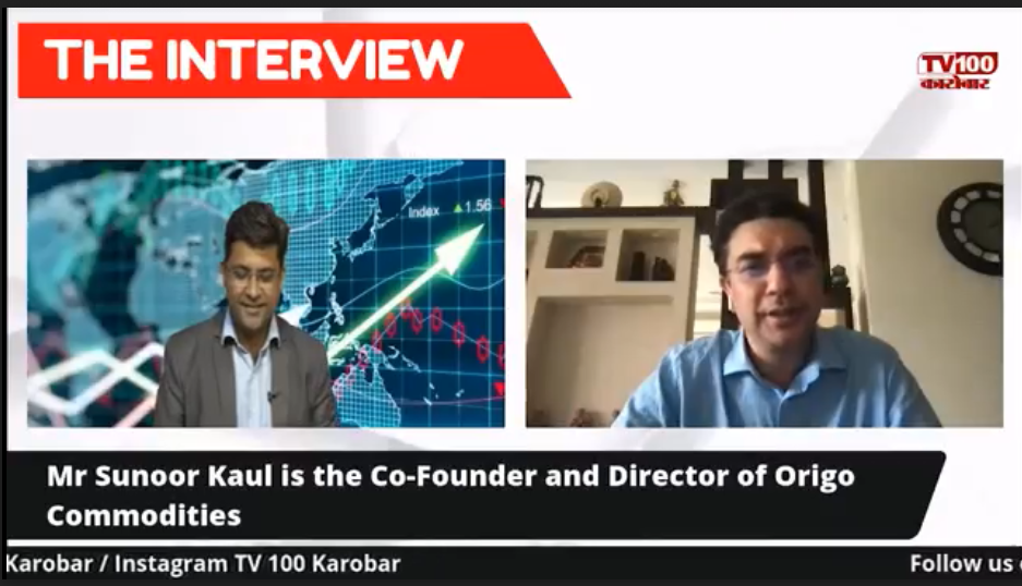 An exclusive interview with Mr. Sunoor Kaul